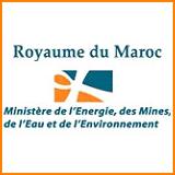 Ministre de l'Energie, des Mines, de l'Eau et de l'Environnement,.